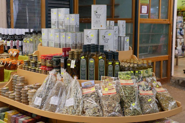 Chania Market Crete 6 - allincrete.com