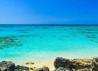 Elafonissi Beach Chania Crete