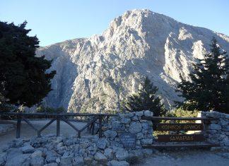 Samaria Gorge Chania Crete