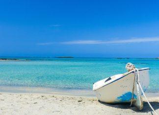 Elafonissi Beach Chania Crete - allincrete.com