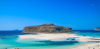 Balos Beach and Lagoon Chania