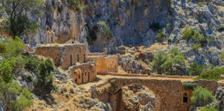 Katholiko Monastery Chania Crete 10 Slider - allincrete.com