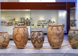 Heraklion Archeological Museum Crete