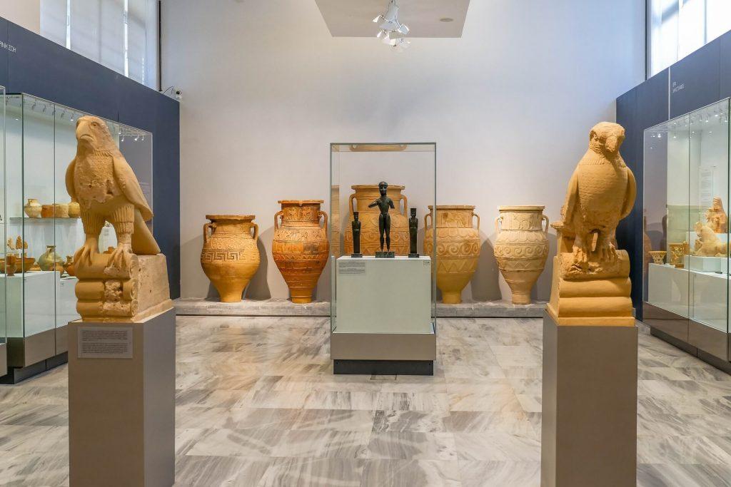 Heraklion Archeological Museum Crete - allincrete.com