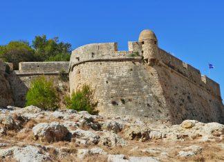 Fortezza Fortress Rethymno Crete 2 - allincrete.com