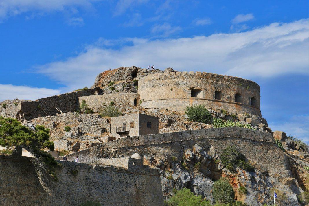 Spinalonga Island Agios Nikolaos Lassithi Crete - allincrete.com