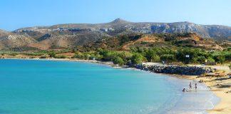 Kouremenos Beach Sitia Crete