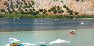 Kournas Lake Chania Crete - allincrete.com