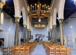 Municipal Gallery of Heraklion and Basilica of St Mark Crete