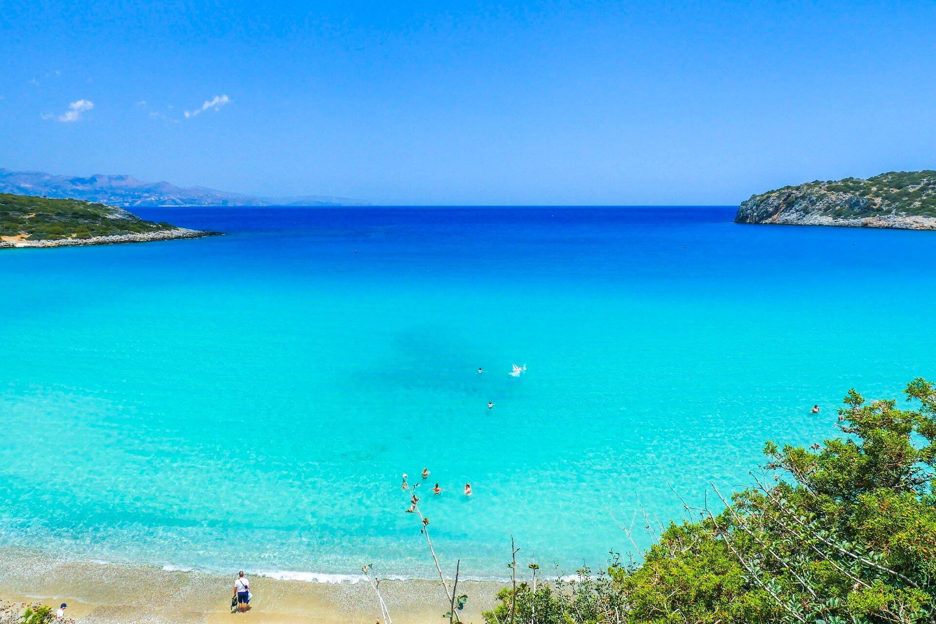 Voulisma Beach Lassithi Crete - allincrete.com