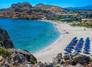Damnoni Beach Plakias Rethymno Crete - allincrete.com