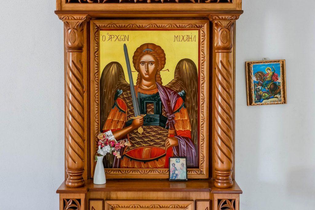 Saint Michael Church Skotino Heraklion Crete - allincrete.com