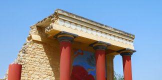 Knossos Heraklion Crete - allincrete.com