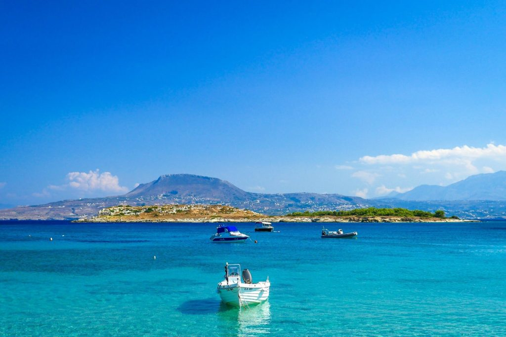 Marathi Beach Chania Crete