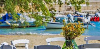Marathi Beach Chania Crete