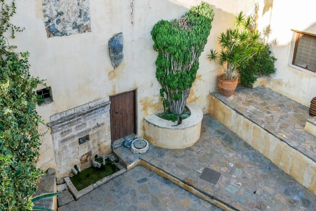 Preveli Monastery Rethymno Crete - allincrete.com