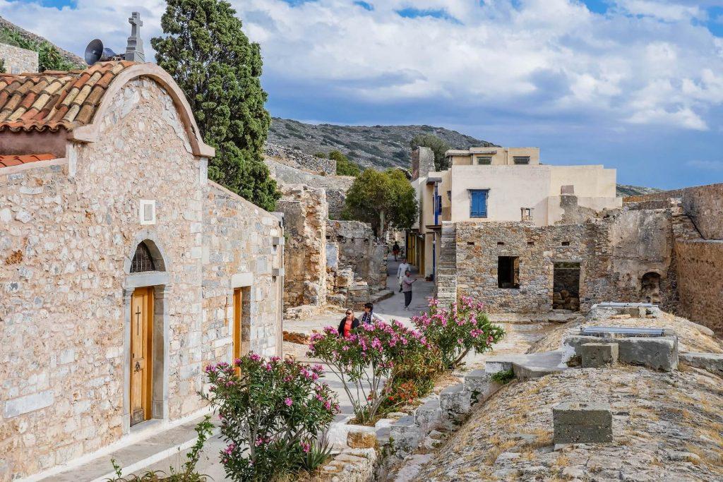Spinalongka Island Lasithi Lassithi Crete - allincrete.com