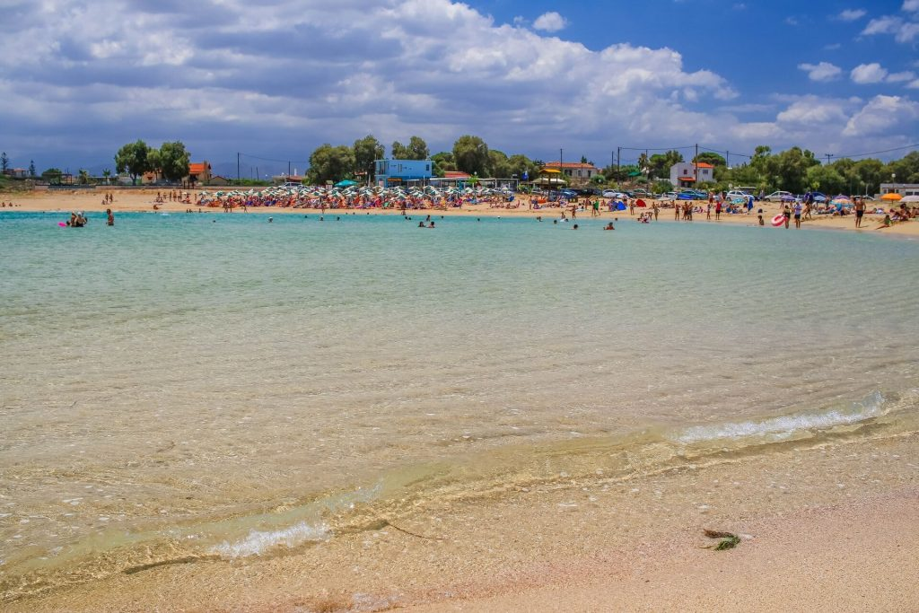Stavros Beach Chania Crete - allincrete.com