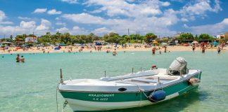 Stavros Beach Chania Crete - allincrete.com