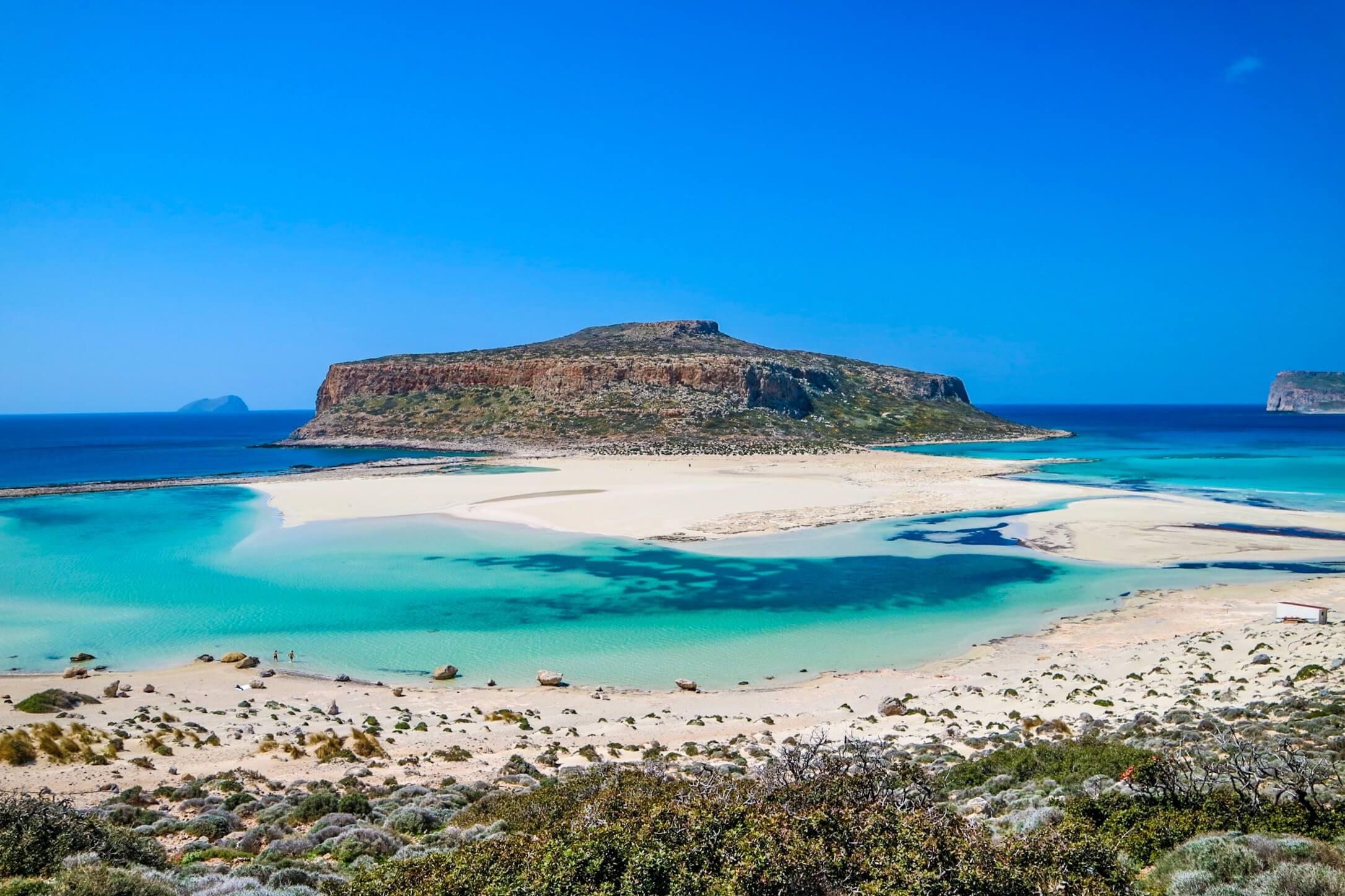 Balos Beach and Lagoon Chania