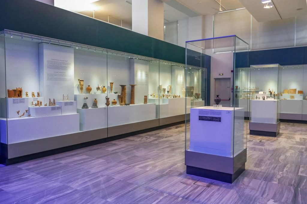 Heraklion Archeological Museum Crete - allincrete.com