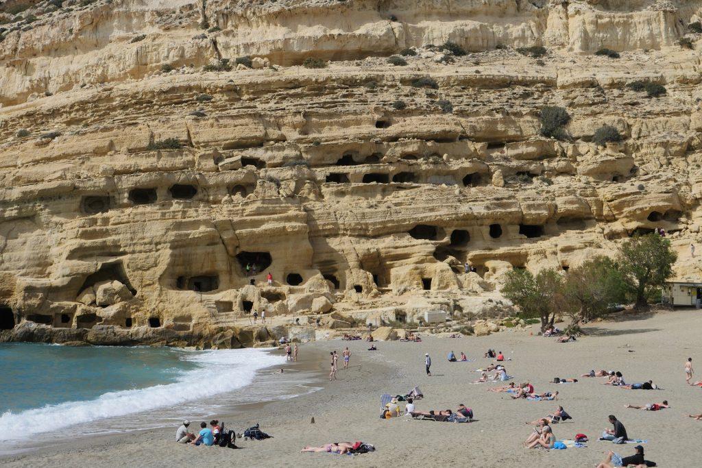Matala Heraklion Crete