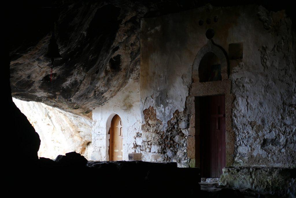 Panagia Arkoudiotissa Cave Chania Crete