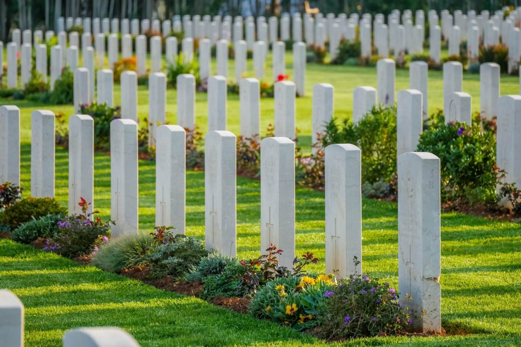 World War II Allied Cemetery Chania Crete - allincrete.com