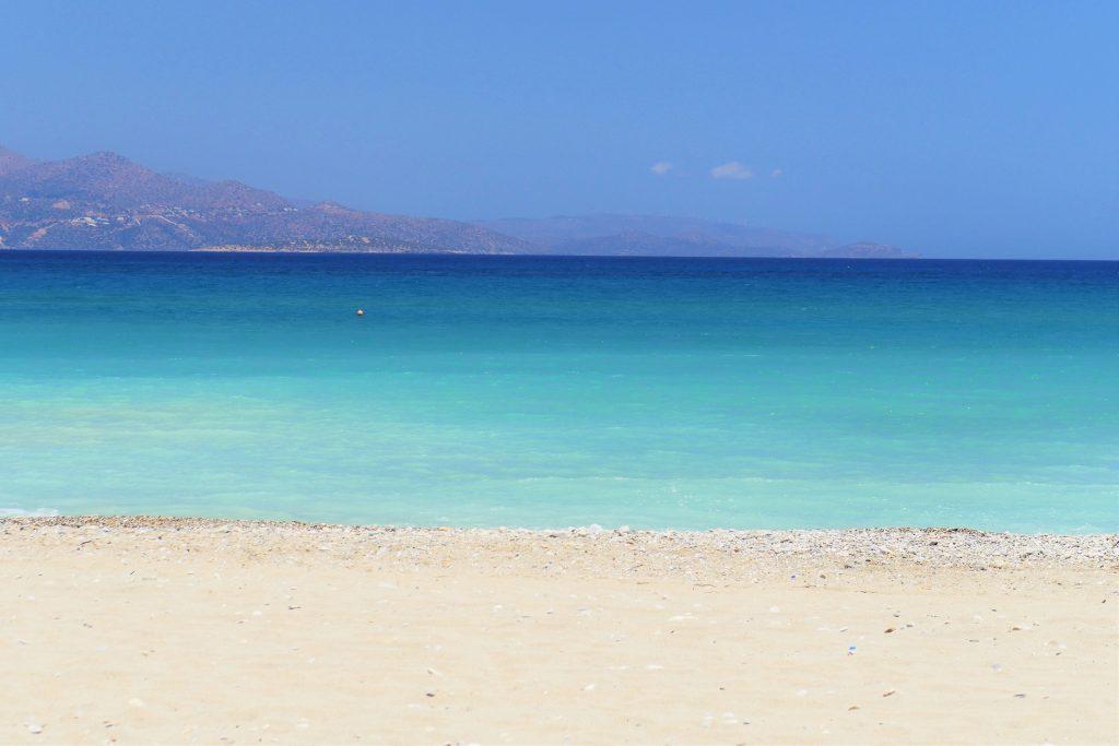 Istro Beach Agios Panteleimon Crete - allincrete.com