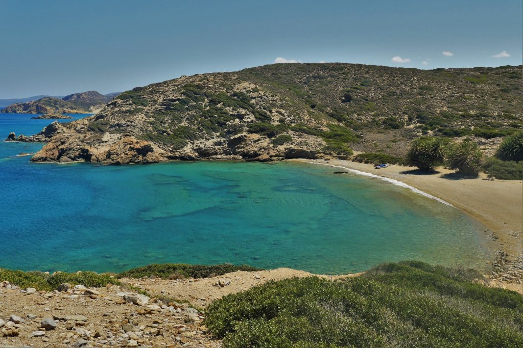 Itanos Beach Sitia Crete
