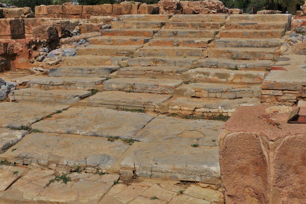 Malia Archaeological Site Heraklion Crete