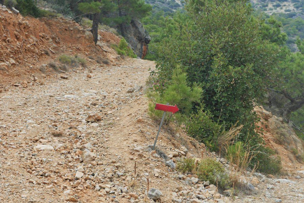 Milonas Gorge Ierapetra Crete