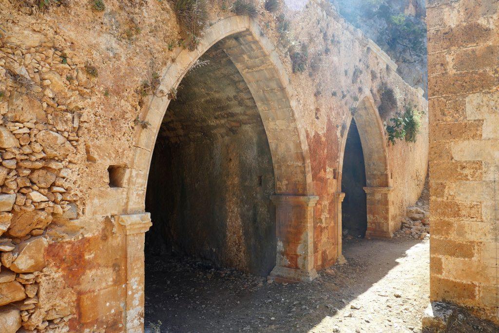 Katholiko Monastery Chania Crete