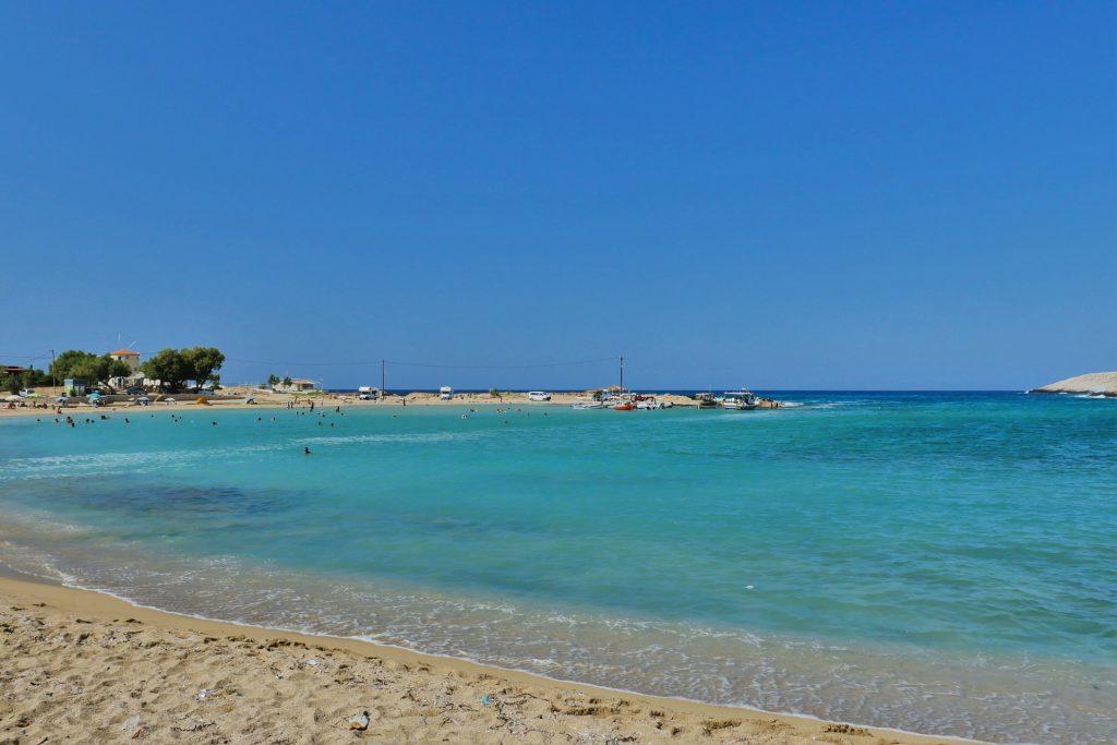 Stavros Beach Chania