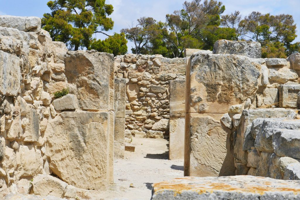 Phaistos Heraklion Crete - allincrete.com