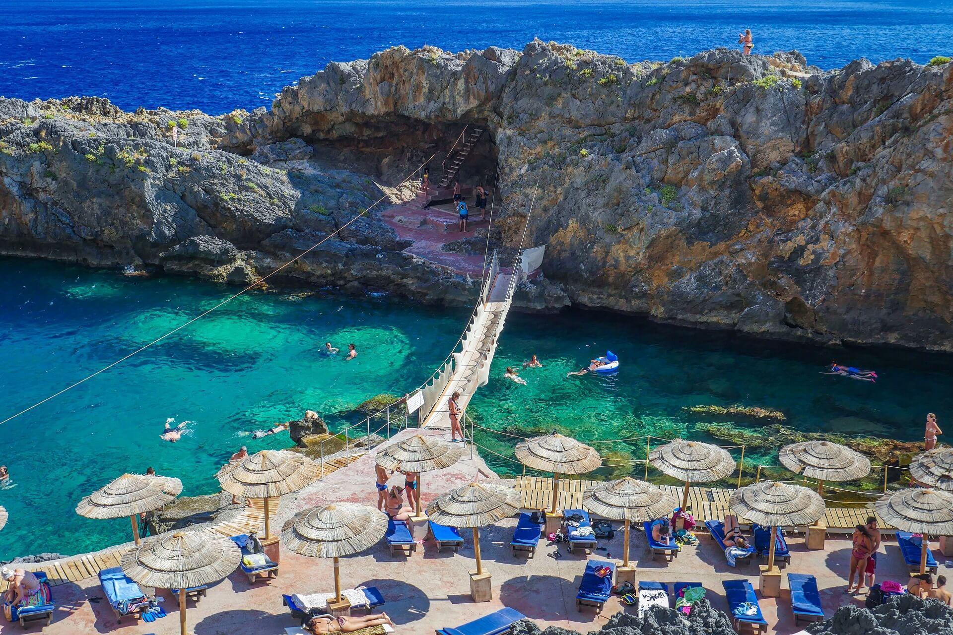 Kalypso Beach Rethymno Crete