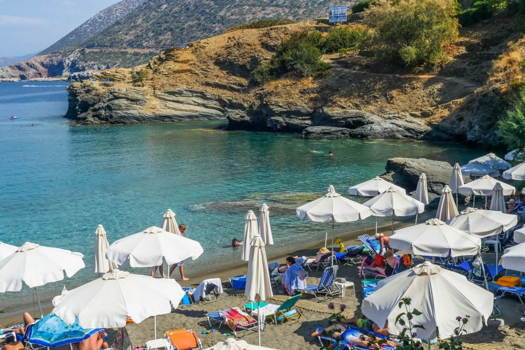 Bali Rethymno Crete Greece - allincrete.com