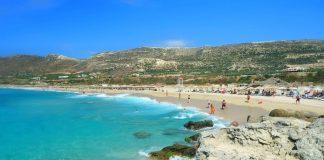 Falassarna Beach Chania Crete
