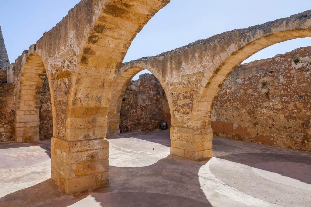 Fortezza Fortress Rethymno Crete - allincrete.com