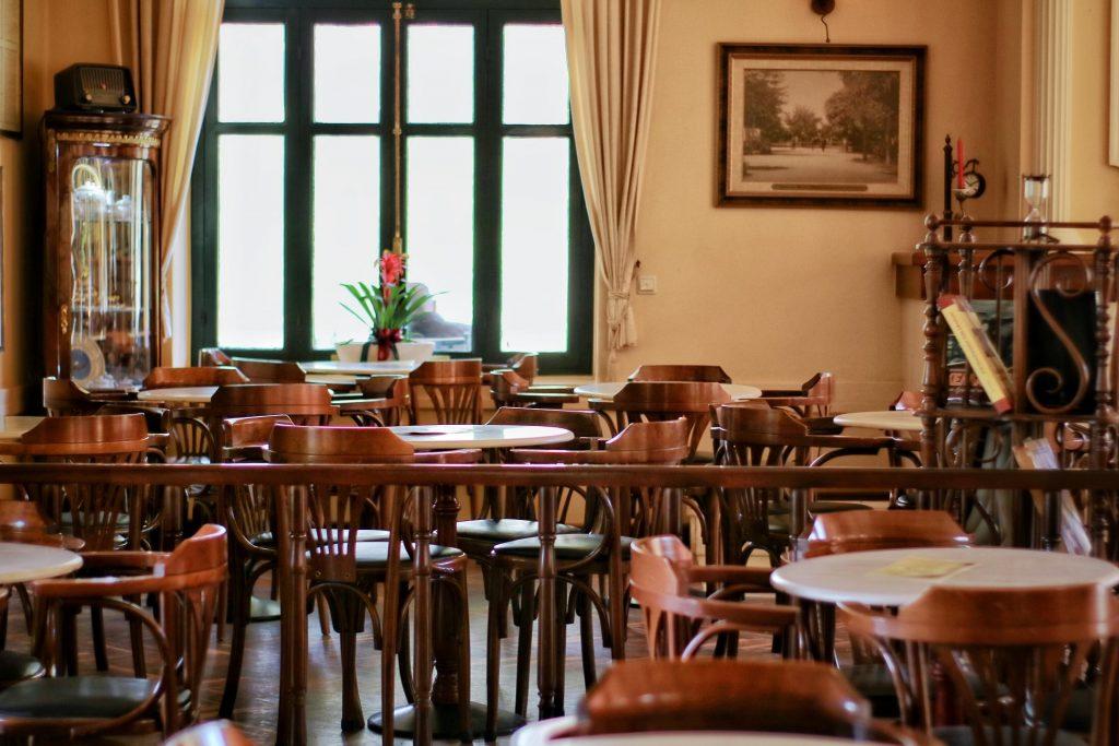 Kipos Cafe Chania Crete