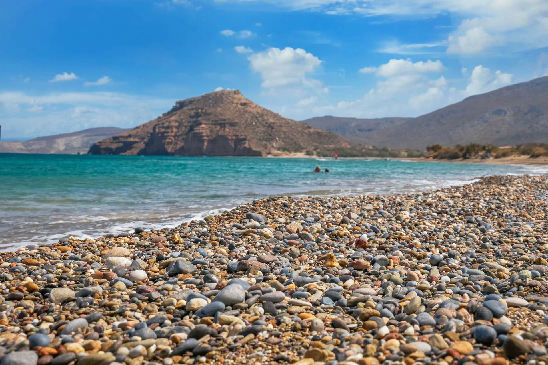 Kouremenos Beach Lasithi Crete - allincrete.com