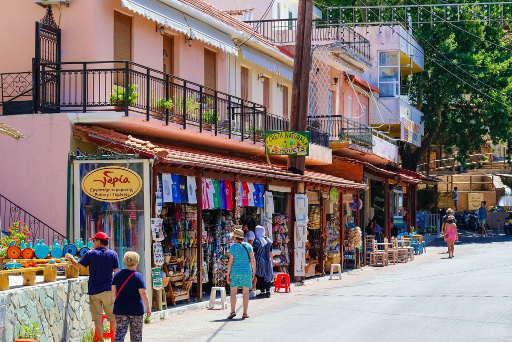 Spili Rethymno Crete - allincrete.com
