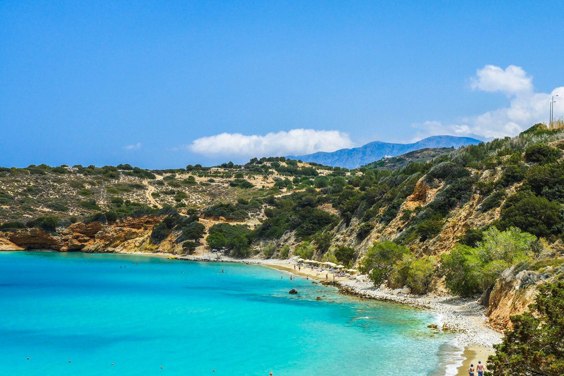 Voulisma Beach Lasithi Allincrete Travel Guide For Crete