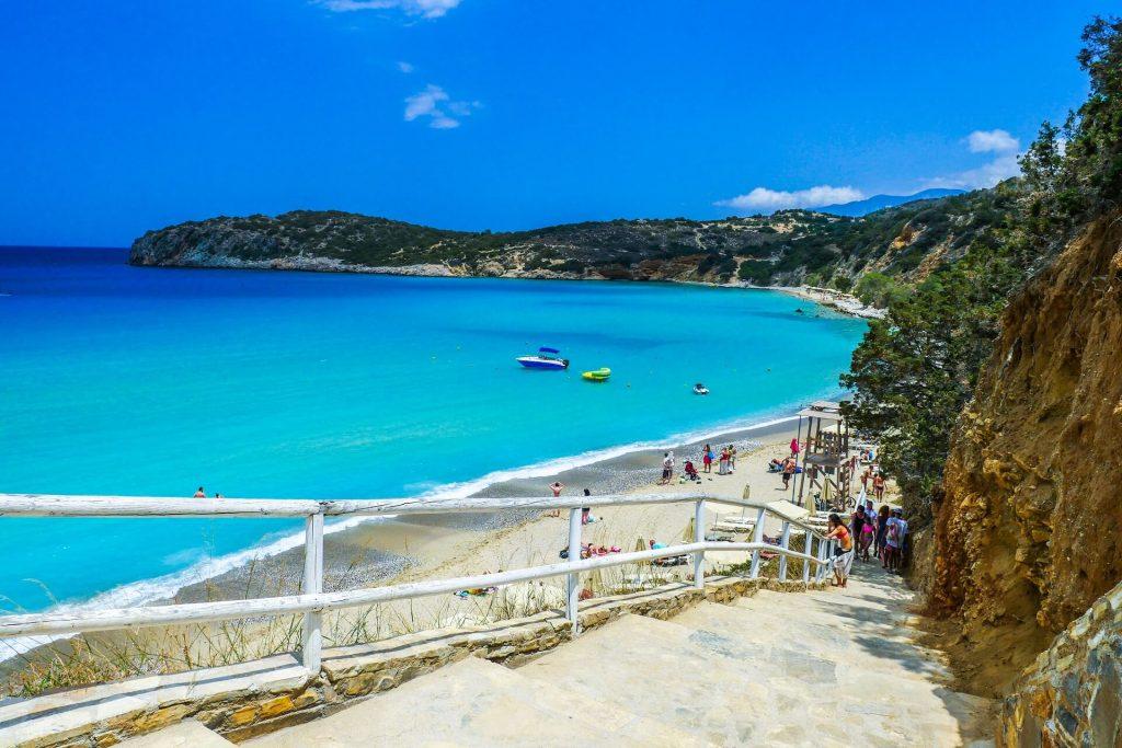 Voulisma Beach Agios Nikolaos Crete