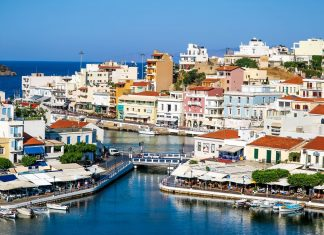 Voulismeni Lake Agios Nikoloaos Lassithi Crete - allincrete.com