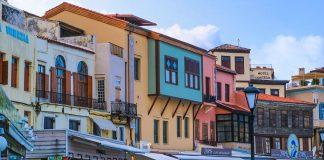 Chania Old Town Chania Crete