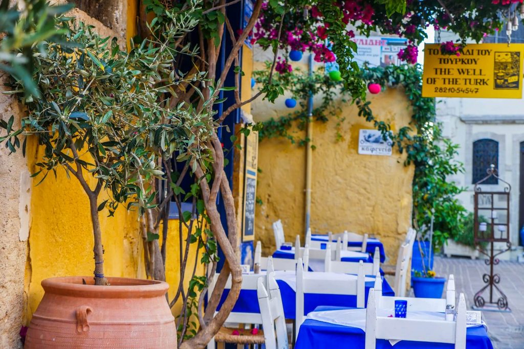 Chania Old Town Chania Crete - allincrete.com
