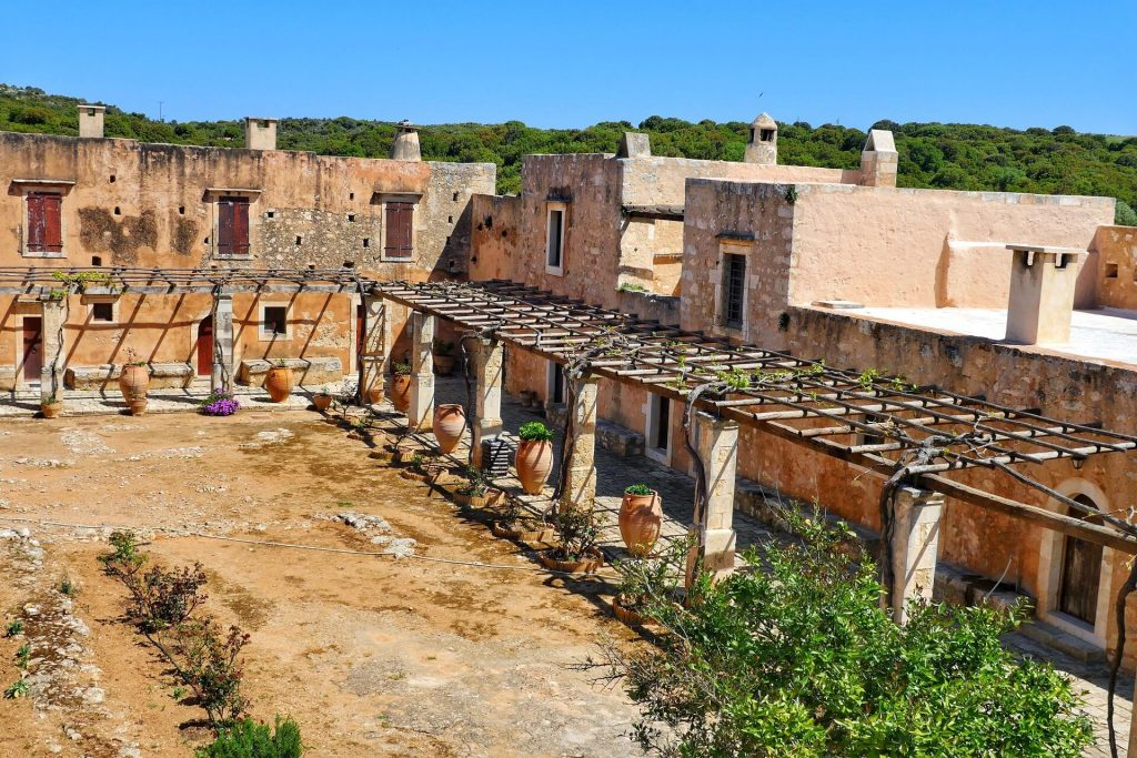Arkadi Monastery Rethymno Crete - allincrete.com