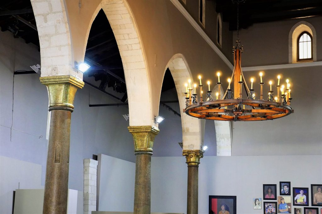 Municipal Gallery of Heraklion and Basilica of St Mark Crete