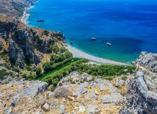 Preveli Beach Rethymno Crete